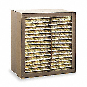 16-1/2x16-15/16x8-13/16 Air Cleaner Filter For Use With Mfr. No. CAC500M, Frame Included: Yes