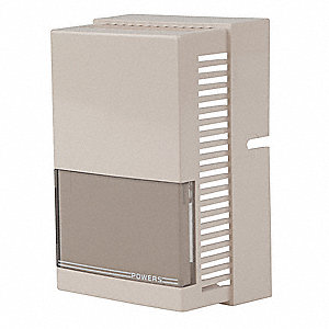 Pneumatic T-Stat Cover,Beige