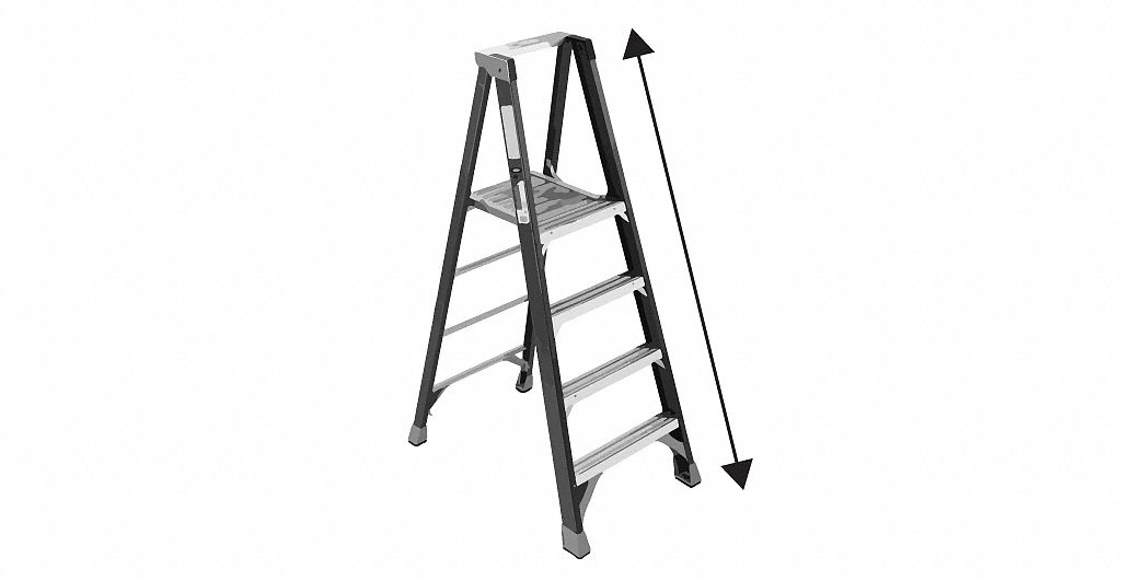 Podium and Platform Ladders - Grainger Industrial Supply