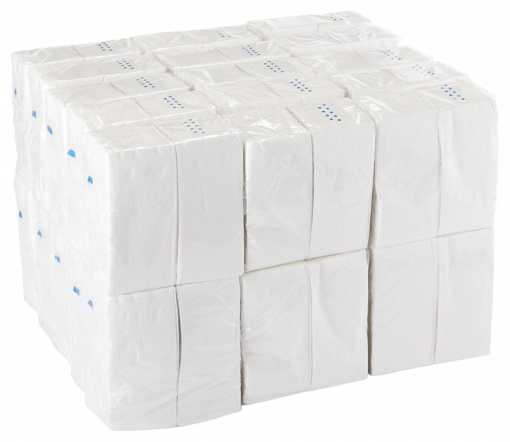 Dixie 1 8 Fold Dinner Napkin Scrollwork White 3 3 4 In X 8 In Folded Size 3000 Pk 4ecn1 31436 Grainger