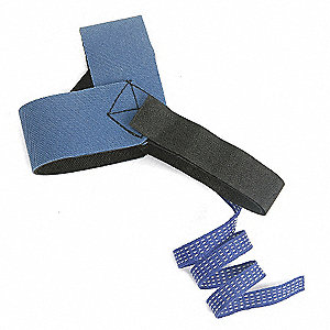 Antistatic Heel Strap,Blue