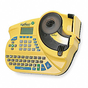 Handheld Label Maker,Yellow