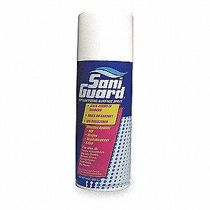 10 oz. Sanitizing Aerosol Spray, 1 EA