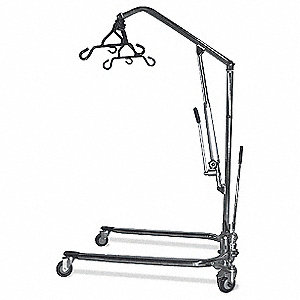 Hydraulic Patient Lift, 400 lb. Weight Capacity