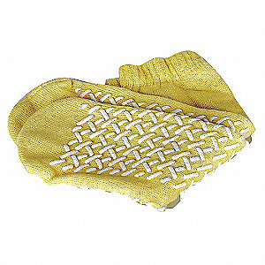Unisex Sock Slippers, Yellow, 48 PK