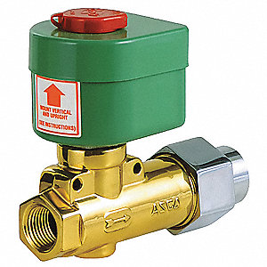 Solenoid Valve,2-Way/2-Position,NC