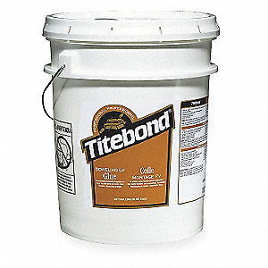 Glue,Doweling,Low Viscosity,5 Gal,White