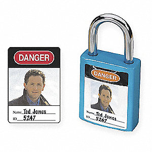 Padlock Identification Label,PK6