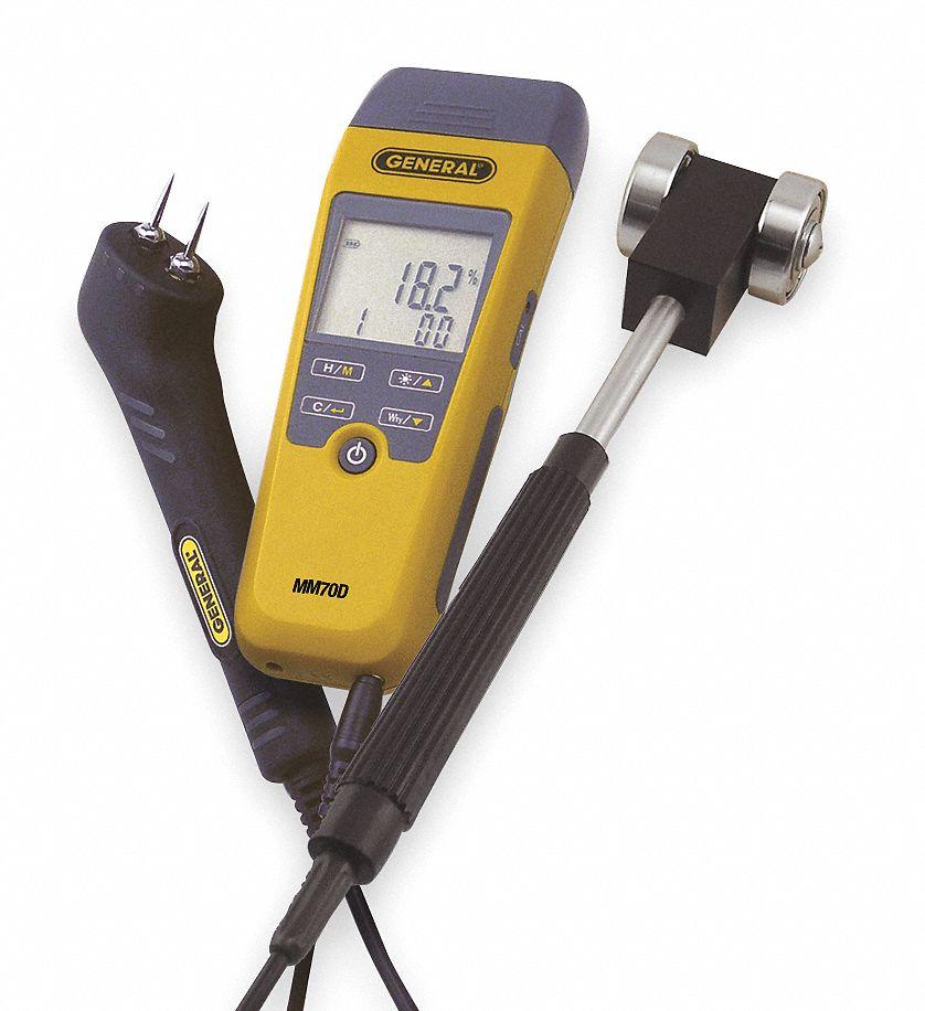 General Digital Moisture Meter Kit