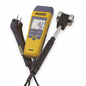 Digital Moisture Meter Kit,Roller Probe