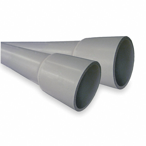 Cantex Schedule 80 Pvc Conduit With Bell End Trade Size