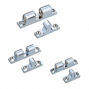 STAINLESS STEEL TENSION CATCH,316 S