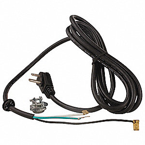 Cord Set for Mfr. No. 1P879, 2P019, 2PC42, 2PC43, 4YC07