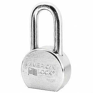 "Keyed Padlock,Alike,2-1/2""W"
