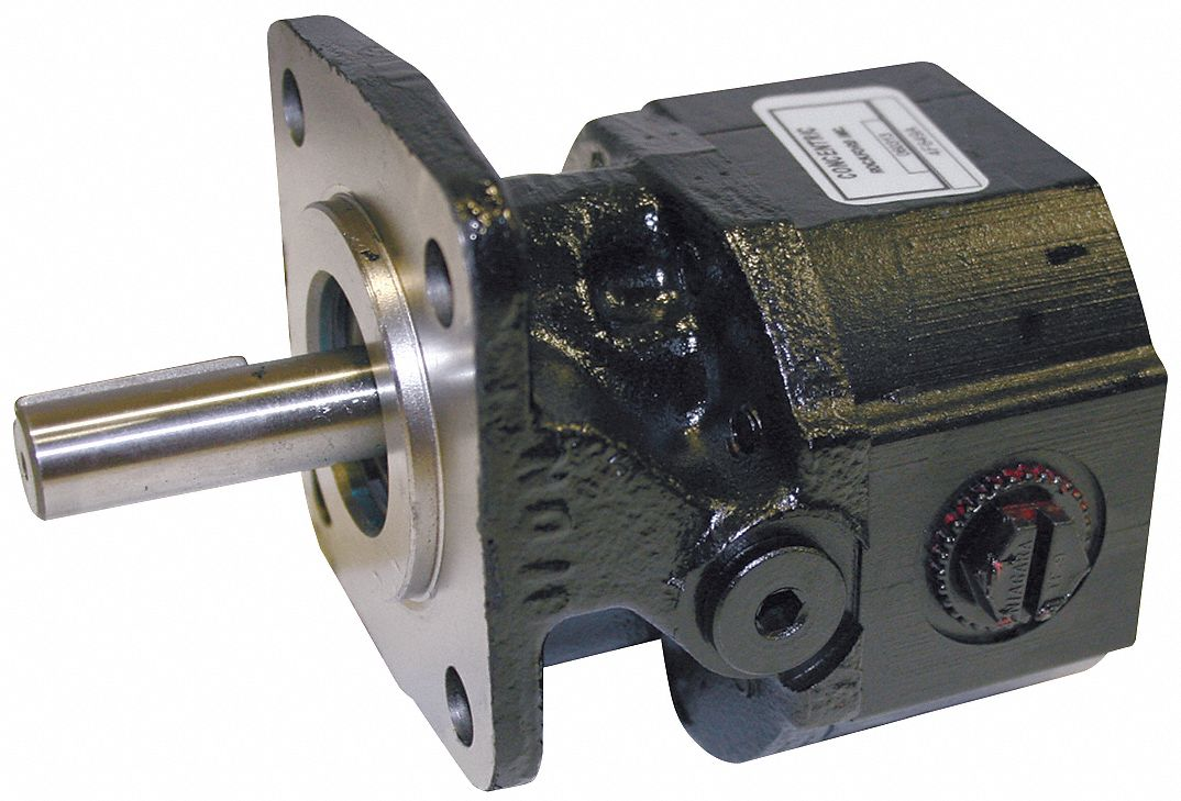 Hydraulic Gear Pump with 0.065 Displacement (Cu. In./Rev.)
