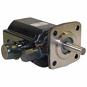 5 HP Required 3600 Input RPM Hydraulic Gear Pump