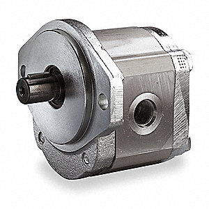 Hydraulic Gear Pump with 0.85 Displacement (Cu. In./Rev.)
