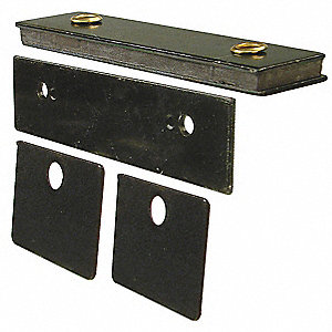 Magnetic Catch,Pull-to-Open,11 lb.,Steel