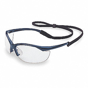 Vapor Anti-Fog Safety Glasses, Gray Lens Color
