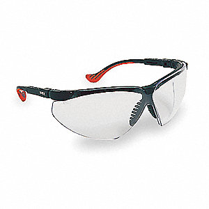Uvex Genesis XC® Anti-Fog Safety Glasses, Clear Lens Color