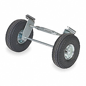 Pneumatic Wheel Option