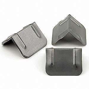 Edge Protector,Steel,3 In,PK500