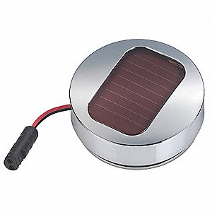 Cap with Solar Cell,For Use w/ 5YJP4