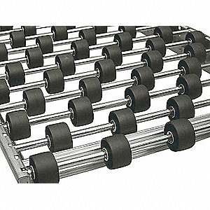 Flow Rack Conveyor,15-3/4 In x 5.7 ft.