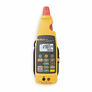Digital Clamp Meter,Dual Backlit