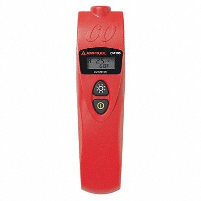 4FKR1 - Carbon Monoxide Meter Range 0 to 999 PPM