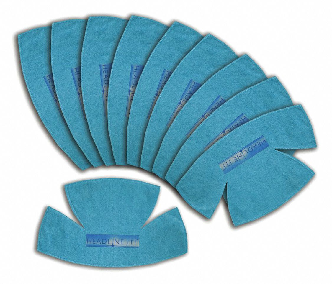 Disposable Hat and Helmet Liner,  PK 10