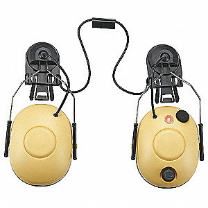 Electronic Ear Muff,23dB,Behind-the-H