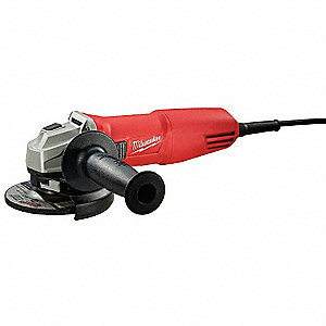 "4-1/2"" Angle Grinder, 7.0 Amps"