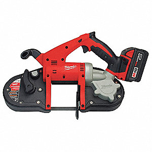 Cordless Band Saw Kit,18.0,35-3/8 In.