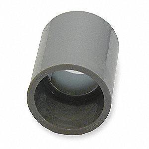 Coupling,1 In. Conduit,PVC,2-3/64 In. L