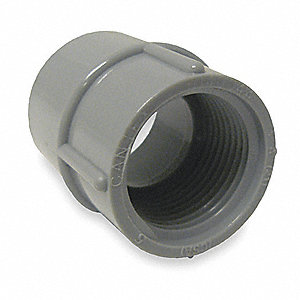 Female Adapter,  Conduit Fitting Type Adapter,  Conduit Trade Size 1-1/2""