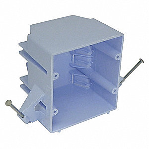 Electrical Box,2 Gang,32 cu. in.,PVC