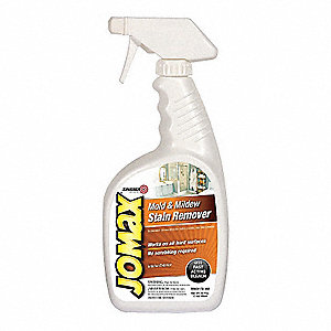 Zinsser Mildew And Mold Remover 32 Oz Trigger Spray Bottle Unscented Liquid 1 Ea 4fzx8 60118 Grainger