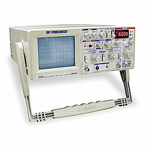 Oscilloscope,Analog