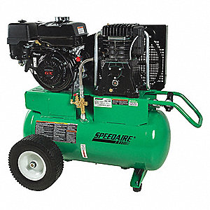 20 gal. 9.0 HP Barrel Portable Gas Air Compressor