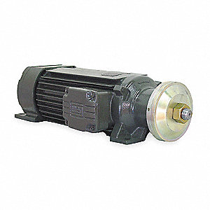 5 HP Saw Arbor Motor,3-Phase,1740 Nameplate RPM,208-230/460 Voltage,Frame 90L