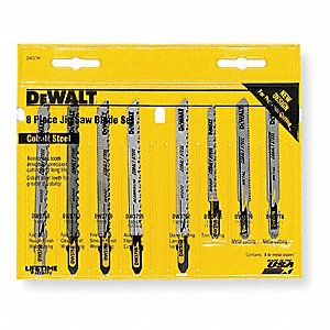 Dewalt jigsaw blade sett shank34 in l 4gd36dw3791 grainger jigsaw blade sett shank34 in l greentooth Choice Image