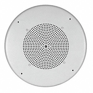 ROUND BAFFLE 5OZ SPEAKER ASSEMBLY VOL CO
