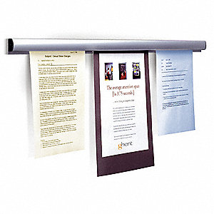 "48"" Display Rail, 6 PK"