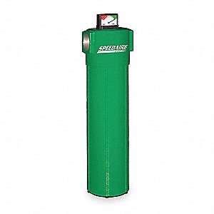 "Compressed Air Filter,2"" NPT,290 psi"