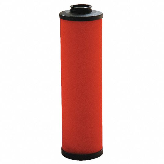 Coalescing Filter Element,  0.01 micron,  For Use with Stock Number 35GN37, 4GNP6, 4GNX8,  Fits —
