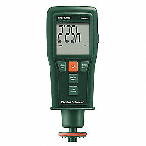 Laser Tachometer,0.5 to 19,999 rpm