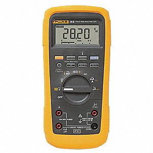 FLUKE (R) Fluke-28 II Full Size - Advanced Features - Harsh Environment Digital Multimeter, -328° to