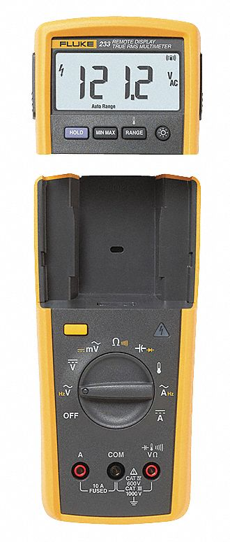 FLUKE (R) Fluke-233 Series,  Full Size - Advanced Features - Adjustable Display