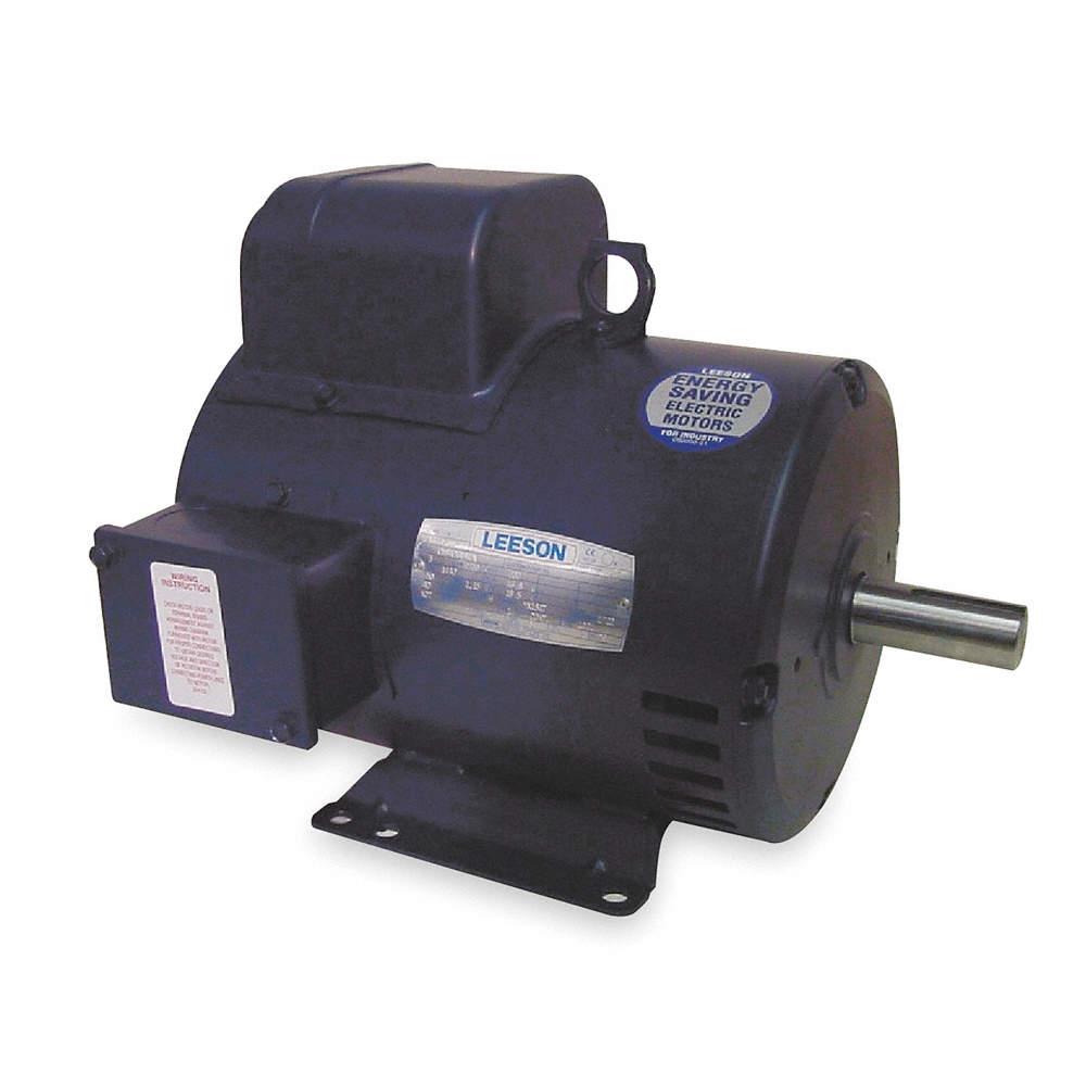 LEESON 50 Hz Motor5 HP1440220 V184TODP 4GUL513155500 – Leeson 5 Hp Capacitor Wiring